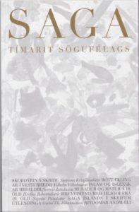 Saga: Tímarit Sögufélags 2012 L: II