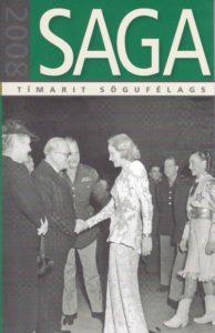 Saga: Tímarit Sögufélags 2008 XLVI: II