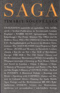 Saga: Tímarit Sögufélags 2010 XLVIII: II