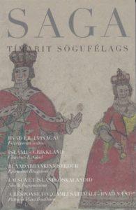 Saga: Tímarit Sögufélags 2011 XLIX: II