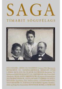 Saga: Tímarit Sögufélags 2018 LVI: I