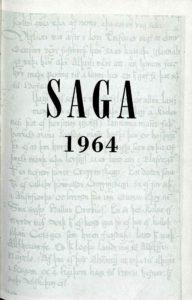 Saga: Tímarit Sögufélags 1964 IV