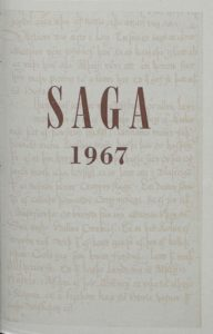 Saga: Tímarit Sögufélags 1965-1967 V: II