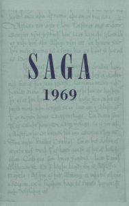 Saga: Tímarit Sögufélags 1969 VII