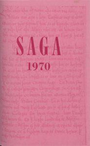 Saga: Tímarit Sögufélags 1970 VIII