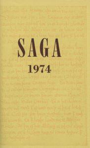 Saga: Tímarit Sögufélags 1974 XII