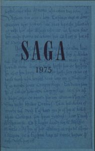 Saga: Tímarit Sögufélags 1975 XIII