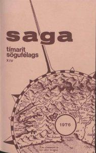 Saga: Tímarit Sögufélags 1976 XIV