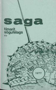 Saga: Tímarit Sögufélags 1977 XV
