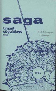 Saga: Tímarit Sögufélags 1980 XVIII