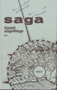 Saga: Tímarit Sögufélags 1983 XXI