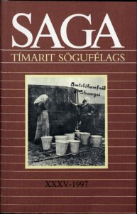 Saga: Tímarit Sögufélags 1997 XXXV