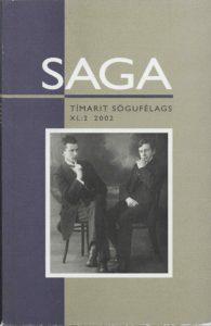 Saga: Tímarit Sögufélags 2002 XL: II